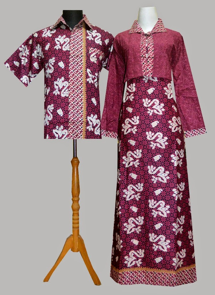 ... Couple Batik Blazer Bahan Batik Embos - Butik Online Shop | Tokopedia