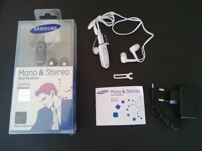 Jual Handsfree Samsung HM3500 Bisa Untuk Denger Musik