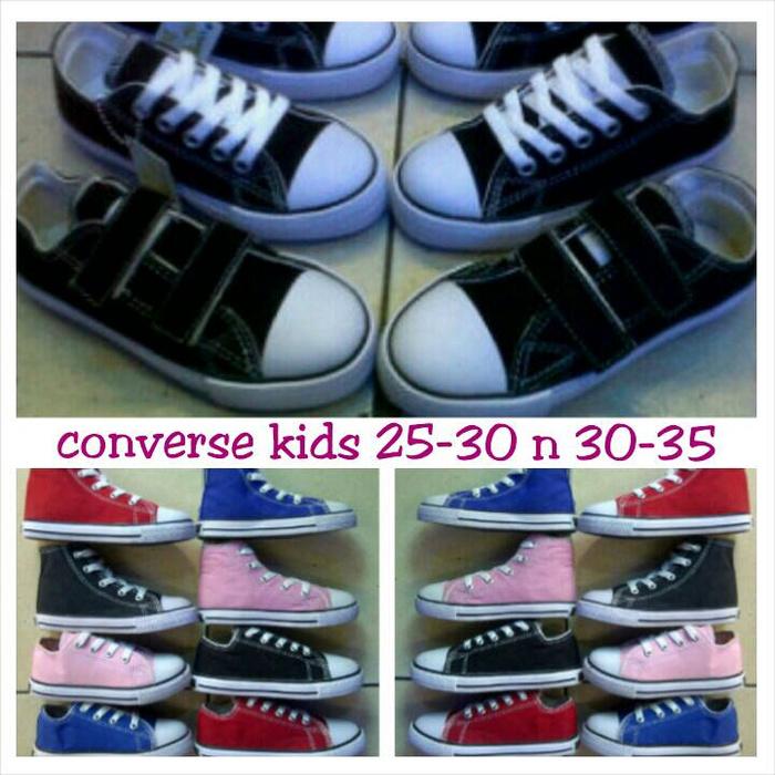 Harga Jual Harga Sepatu Converse Anak