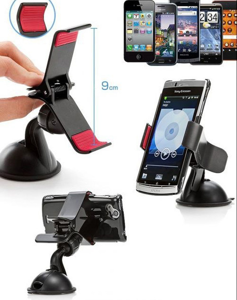 Harga Car Holder for Mobile Phone - Tripod-4
