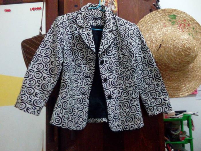 Jual Blazer Hitam Putih Motif Kotak Baju Tokopedia