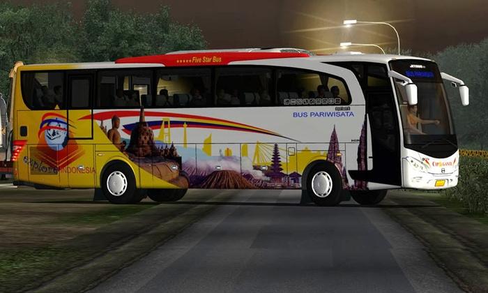 Jual Game Bus AKAP Indonesia - Moerah Tenant   Tokopedia