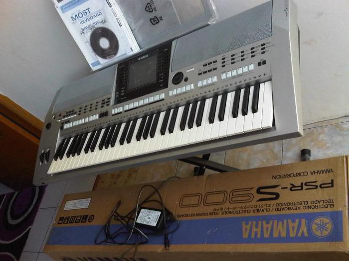 Jual keyboard yamaha psr s900 abarsaputra tokopedia for Psr s900 yamaha