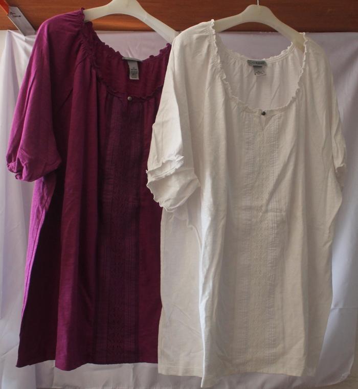 Jual Baju kaos big size Wanita / ukuran besar wanita 3X - Djojie shop
