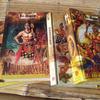 .. komik Mahabharata dan bulu merak krishna ..