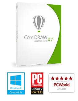 Corel Draw x7 32 Bit & 64 Bit   Бесплатный