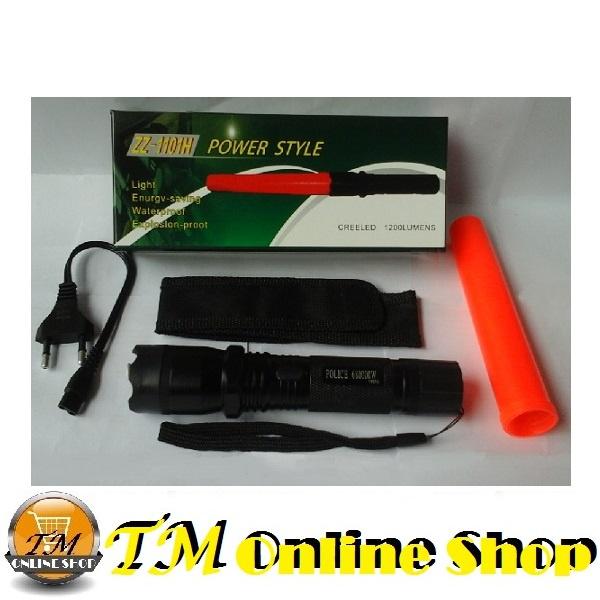 Stungun 1101H (Stun gun/Senjata Kejut Lisrik/Alat Setrum New 1101 H)