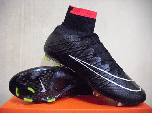 Jual Sepatu Bola Nike Mercurial Superfly Hitam - Bobos Shop ... 89e0f0069f