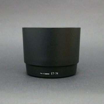 harga CANON LENS HOOD ET-74 Tokopedia.com