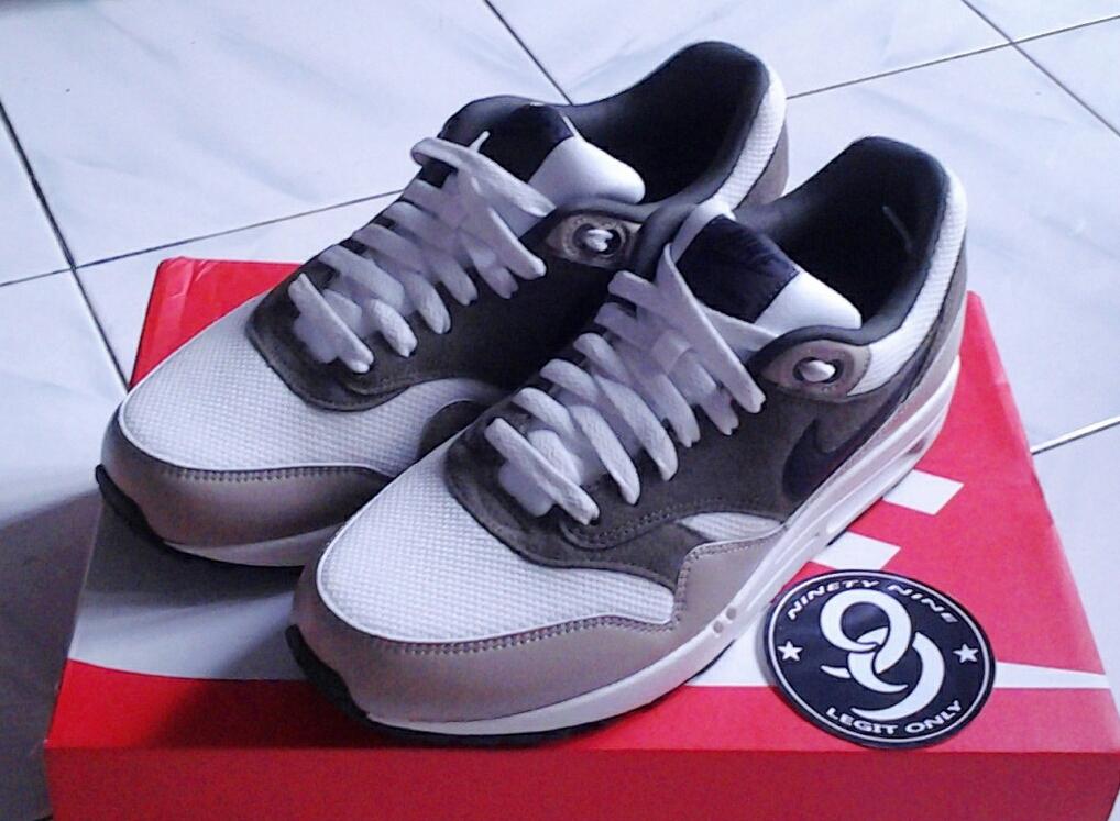 4a6a63ab2c ... Jual Nike Air Max 1 Essential Original 1000% - Ninety Nine Shop  Tokopedia .