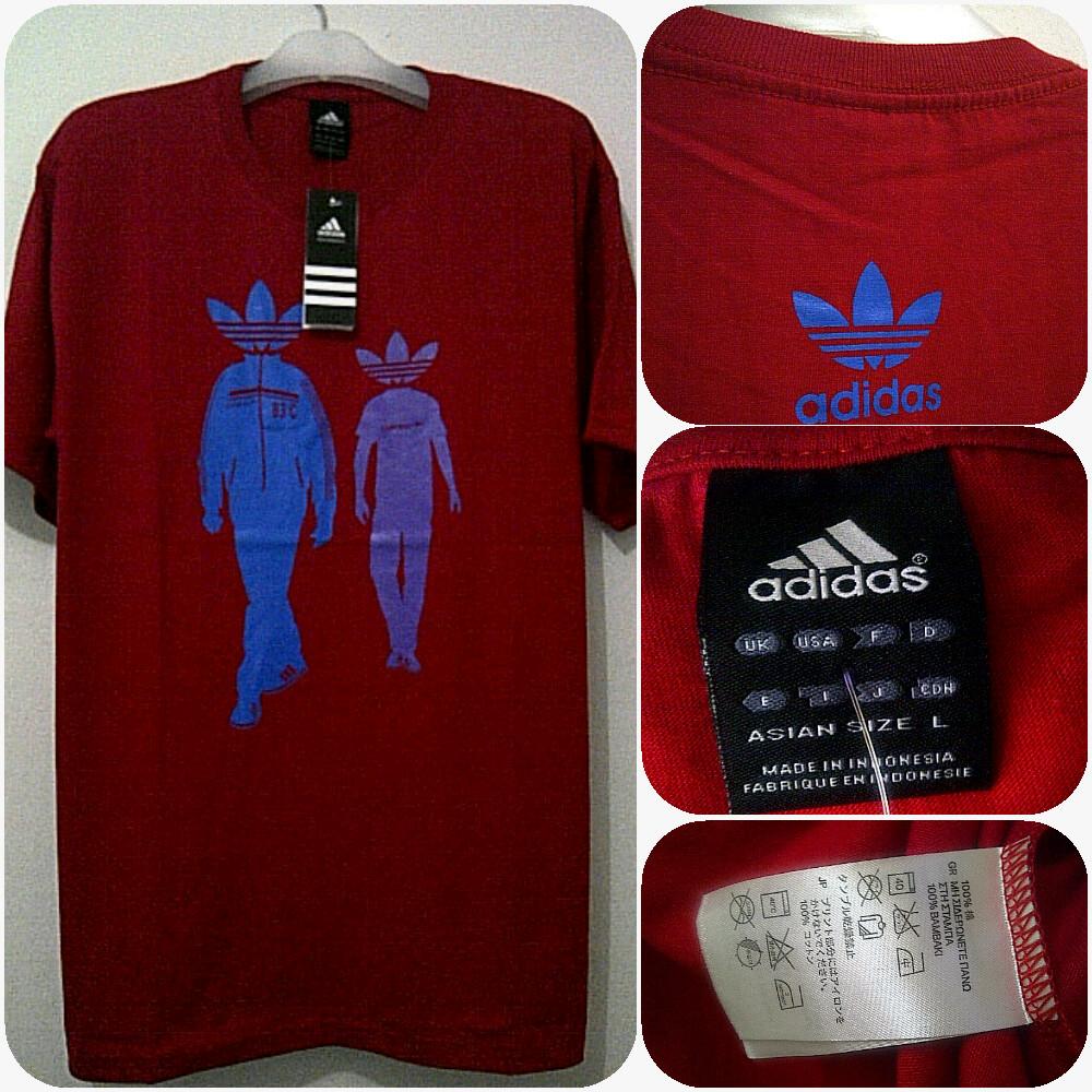 t shirt adidas original indonesia
