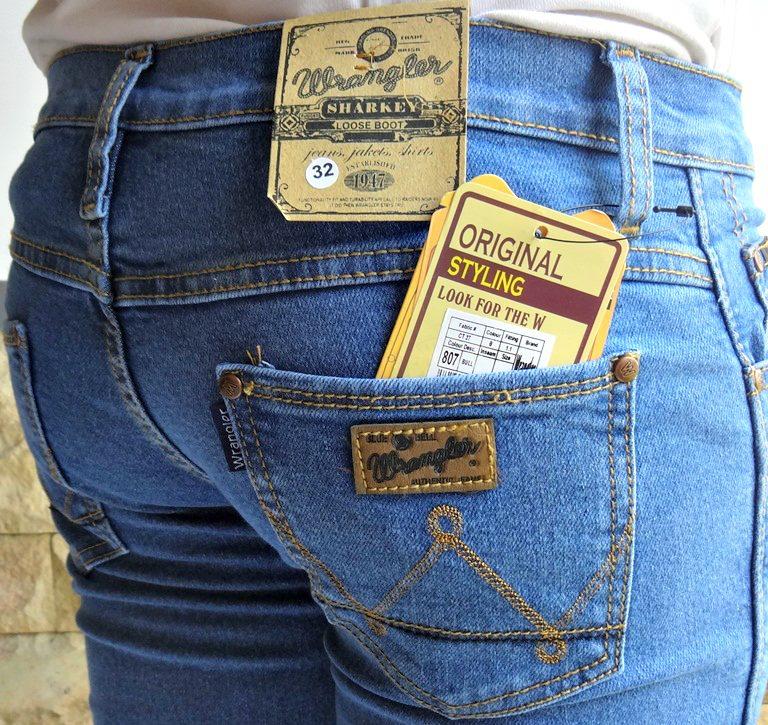 Wrangler Premium Performance Cool Vane Jeans You