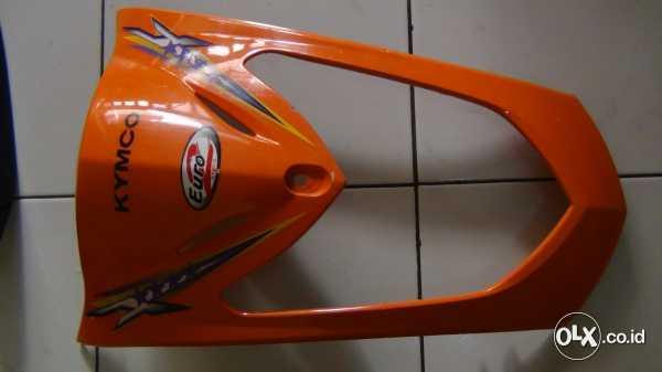 Tameng Depan Kymco Free Ex Orange