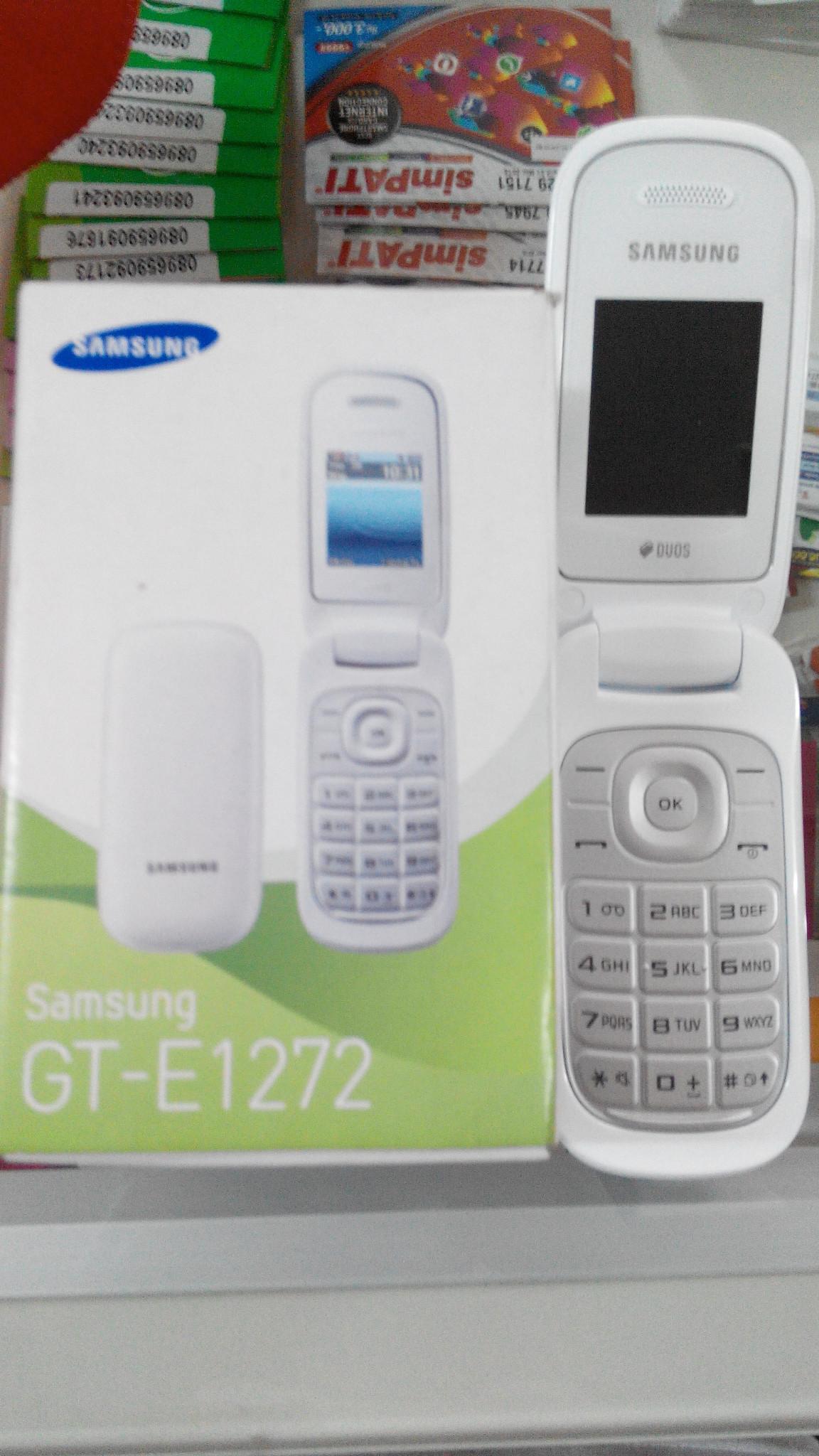 Jual Samsung Caramel E 1272 Garansi Resmi Indonesia Gt E1272 Adijaya Shop Tokopedia