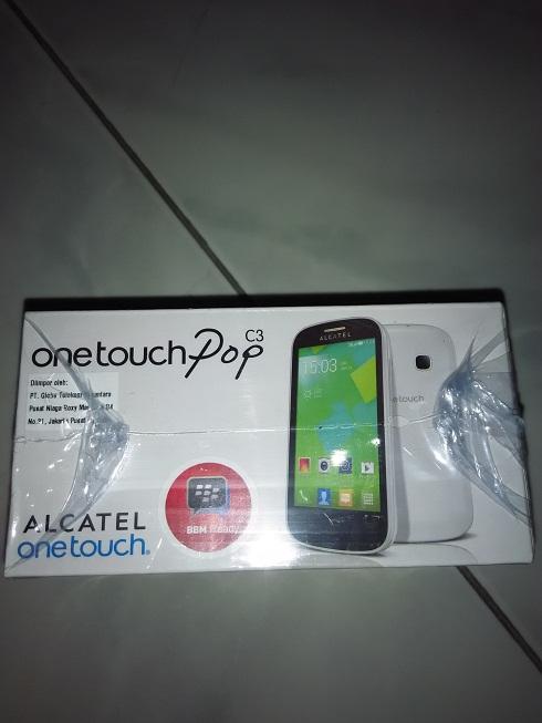 Alcatel One Touch Pop C3 black New, BNIB