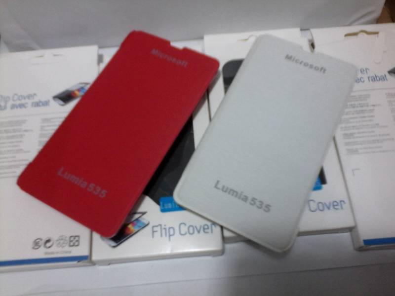 Jual Flip Cover Nokia Microsoft Lumia 535 Case Cangkang