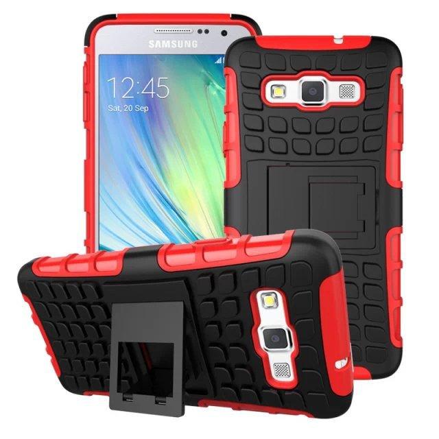 Samsung Galaxy A7 Armor Case Xphase Soft Gel Case Polycarbonate