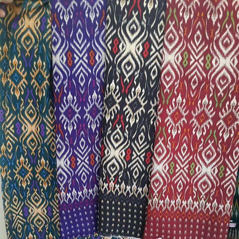 Jual kain batik sanwos murah motif songket 576   kain songket ... bc6505a4fa