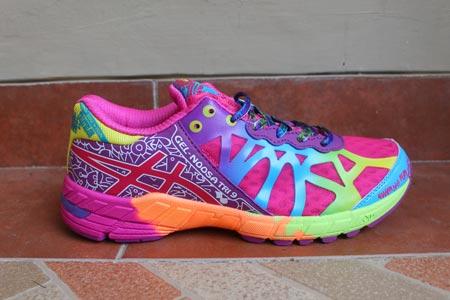 Jual Sepatu Running Asics Gel Noosa Tri 9 for Women Style 2 Pink ... 800c8a2899