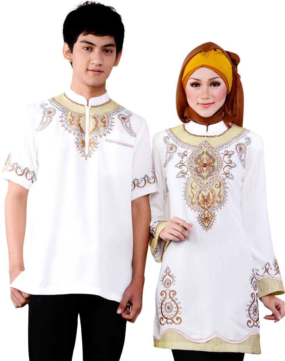 Jual Couple Muslim Tunik Dan Baju Koko Kode 88 Elle 39 S