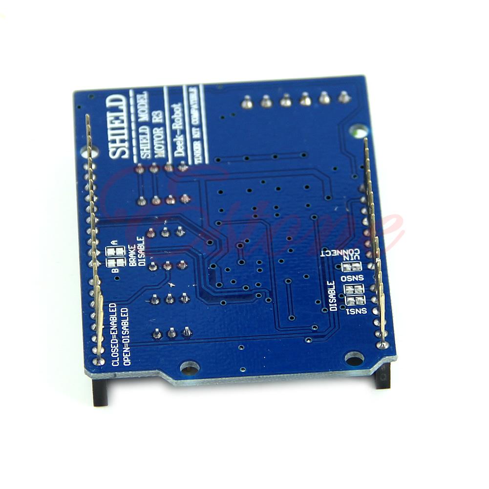 Arduino L298 Motor Shield R3