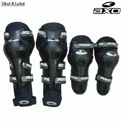 Decker AXO - Pelindung Siku dan Lutut