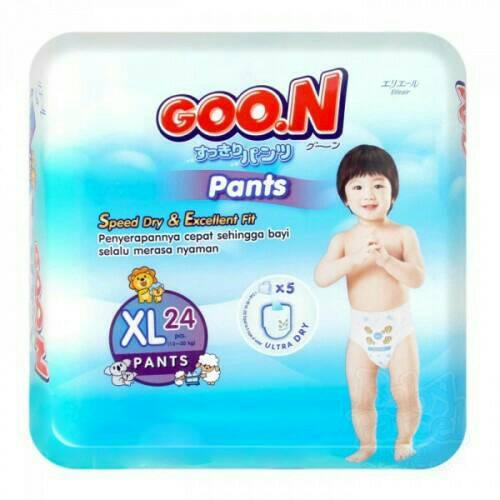 harga pampers diaper Goon untuk bayi dan anak harga murah dan promo Tokopedia.com
