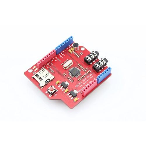 Jual mp music vs b arduino uno shield with tf card