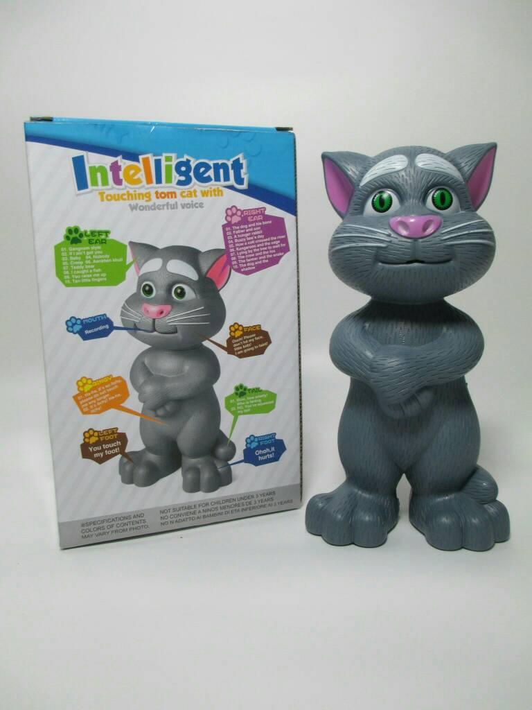 Lumi Toys Talking Tom Tomcat Free Baterai Daftar Update Harga Mainan Anak Bahasa Indonesia Cat Store Marwanto606 Source Scanned Using Book Scancenter 5030 Bercerita Terkini