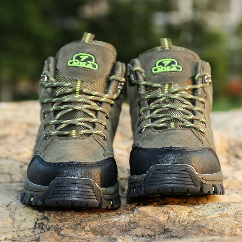 Jual Sepatu Gunung Hiking Boot Outdoor Waterproof SNTA 608