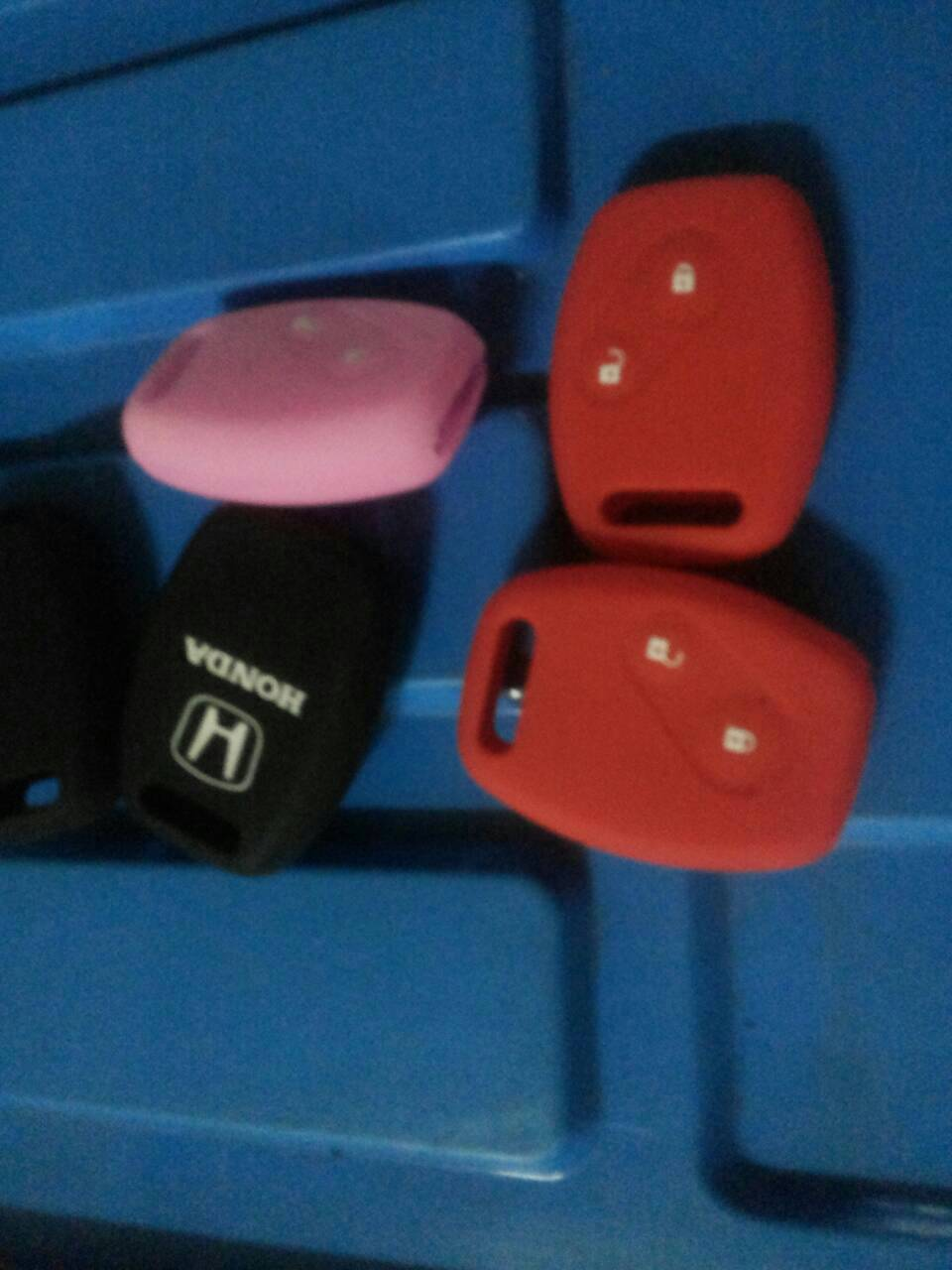 Honda Jazz GE, Crv,Civic FD cover remote silicon