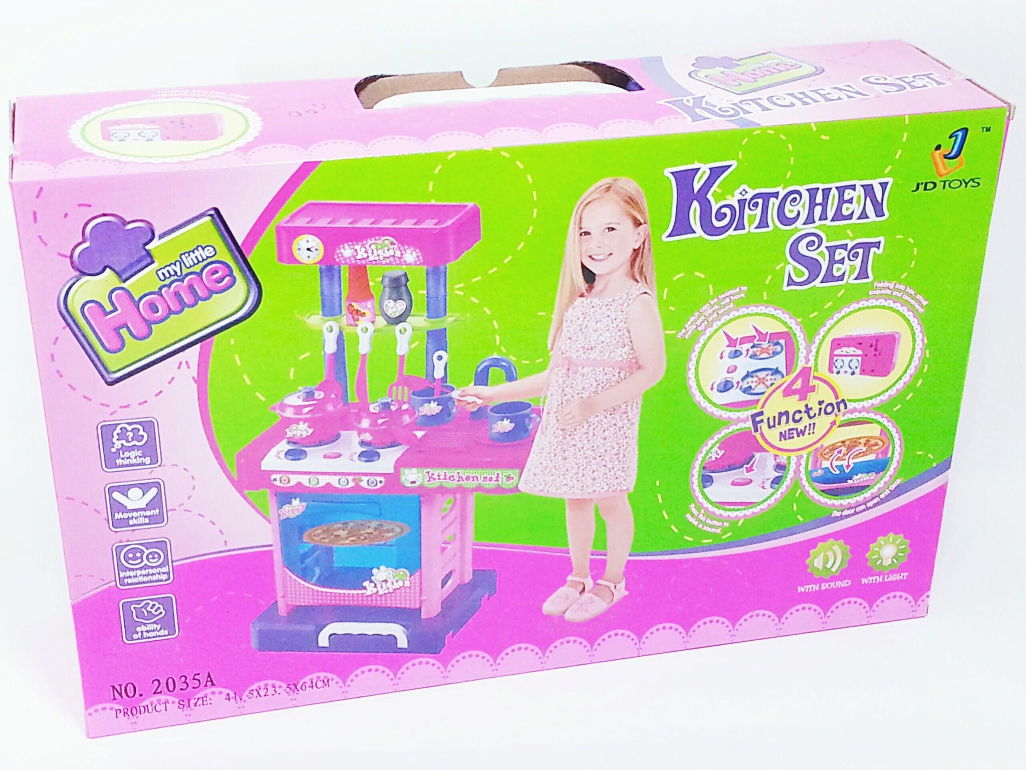 Mainan Anak Kitchen Set Besar - Setelan Bayi