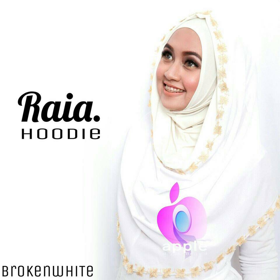Raia Hoodie by Apple Hijab Brand