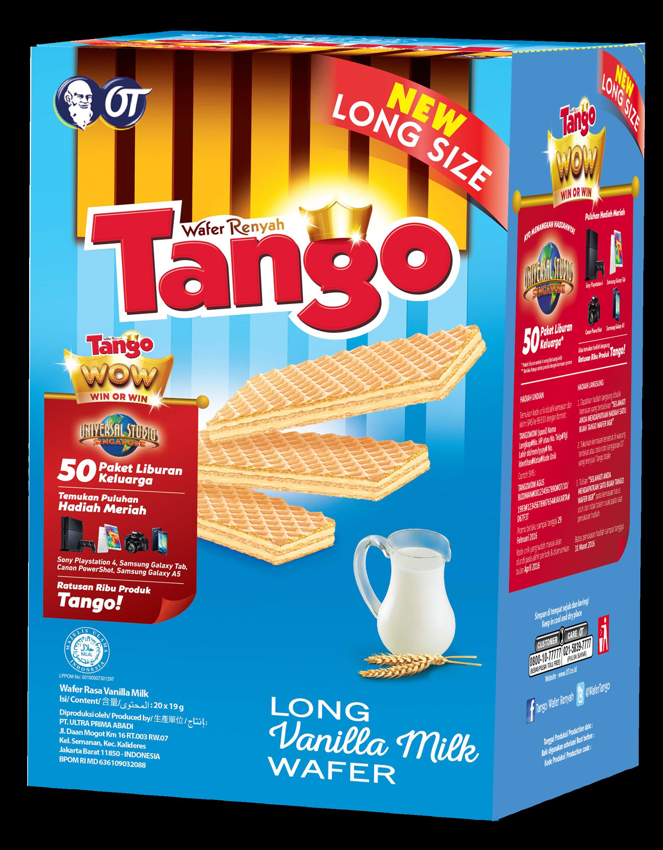 Jual Wafer Tango 19 Gr Lat Vanila Strawberry 1 Box 24 Pcs Artaboga Cemerlang Tokopedia