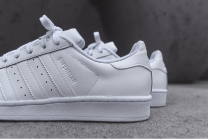 fc145c962571d adidas superstar full white on sale   OFF53% Discounted