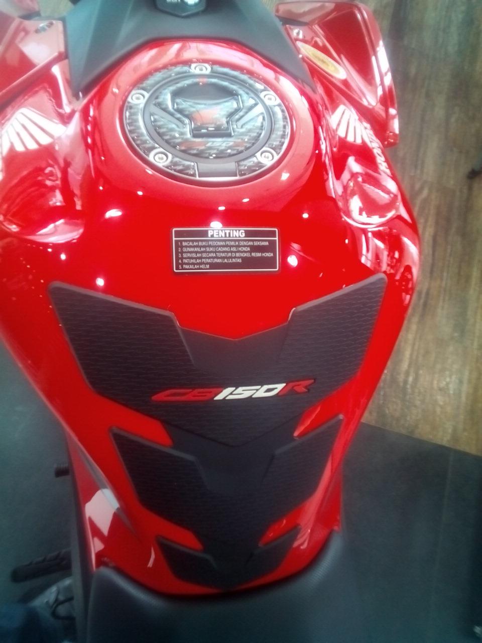 108 Aksesoris Modifikasi Motor Cb 150 R Honda All New 150r Streetfire Wild Black Depok Jual Cb150r Jum Bikers Shop Tokopedia