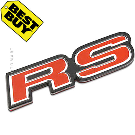 Emblem Honda Jazz RS Ori