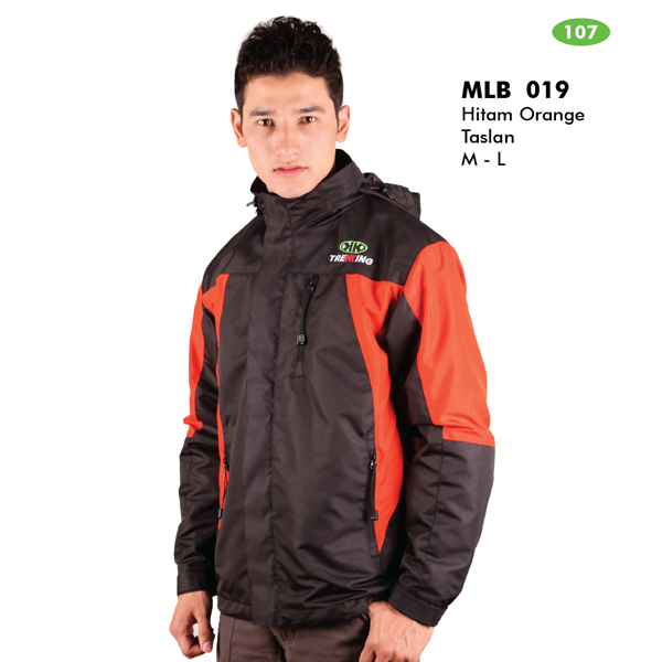 Jual Jaket Gunung Hiking Outdoor Pria Semi Waterproof
