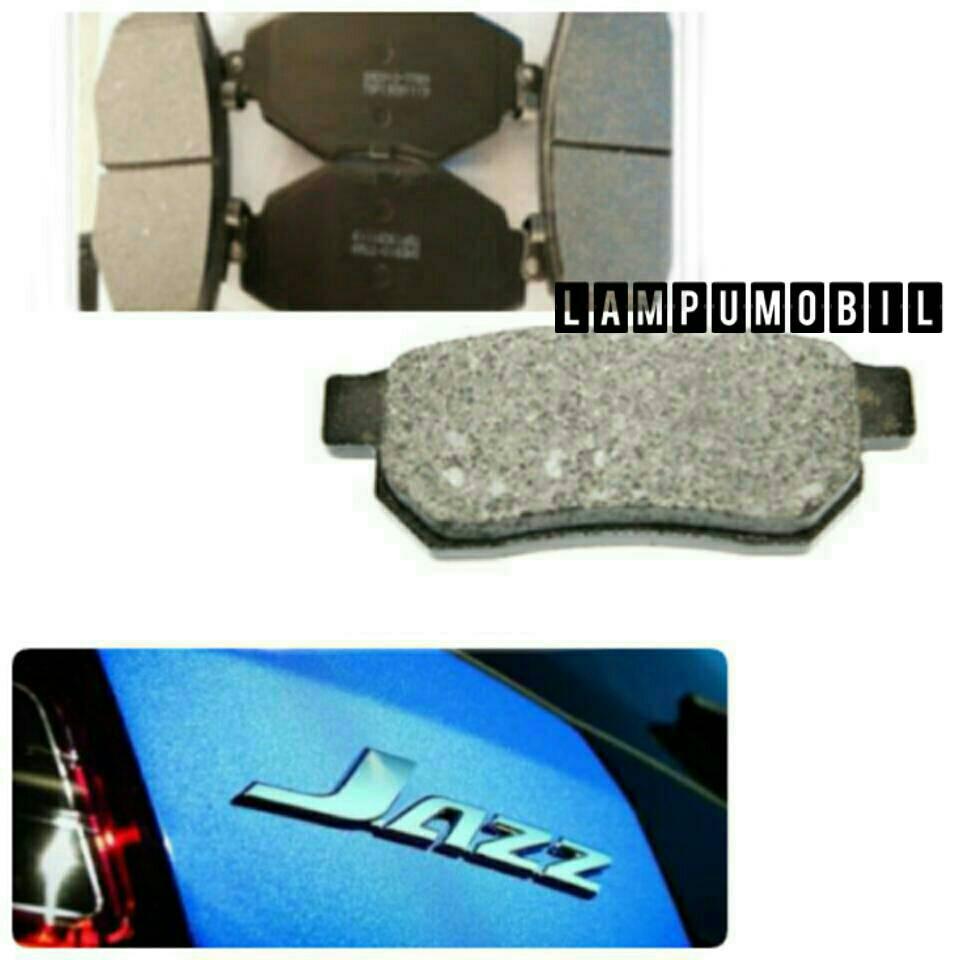 Brake Pad / Kampas Rem Belakang Honda Jazz