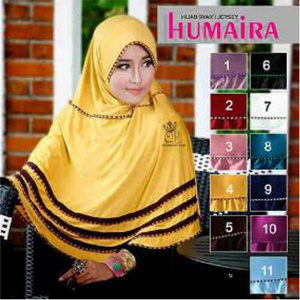 Hijab/Jilbab Syar'i Humaira