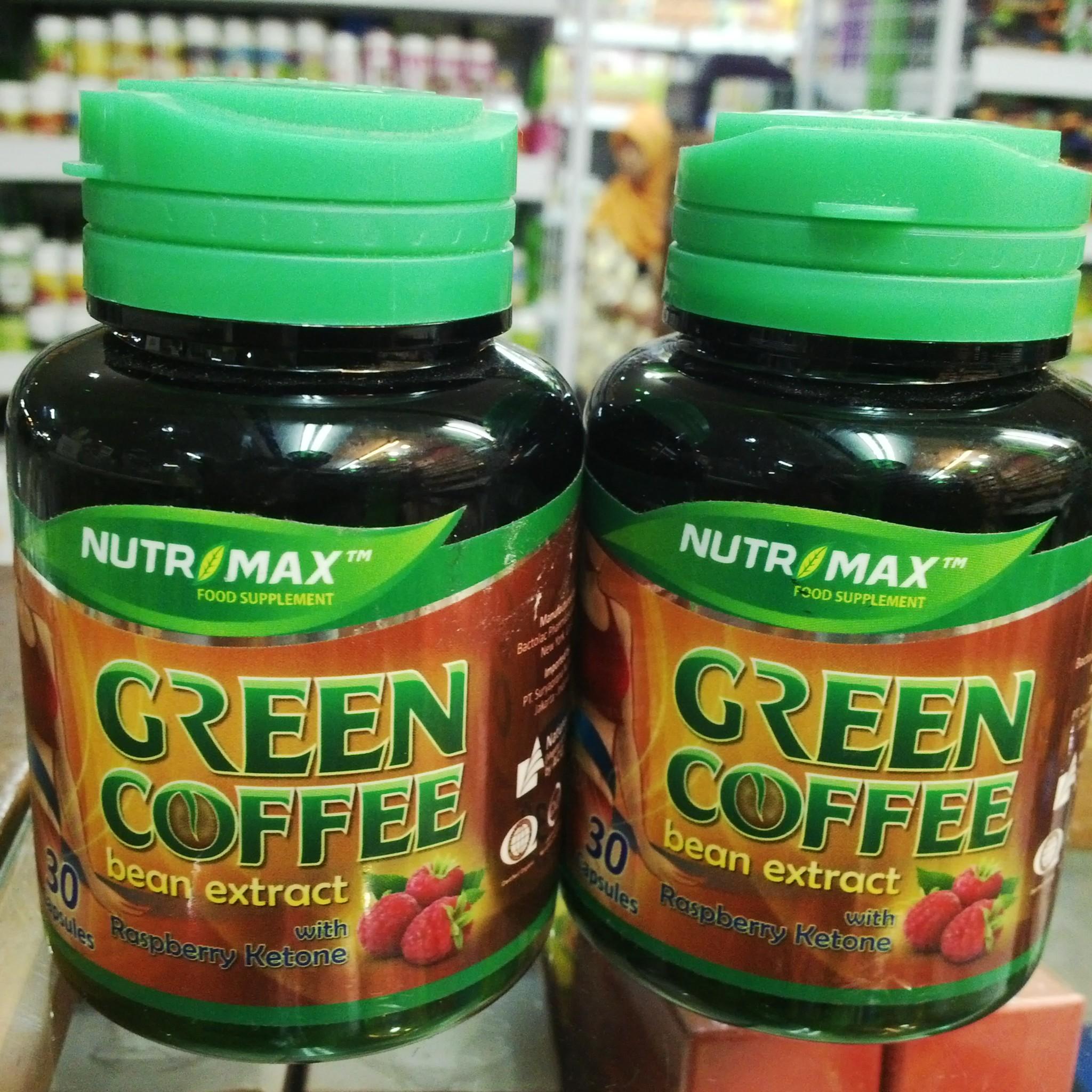 jual obat diet nutrimax green coffee apt cinta sehat tokopedia