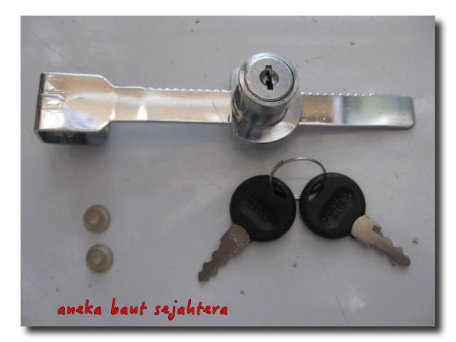 Kunci Etalase Kaca