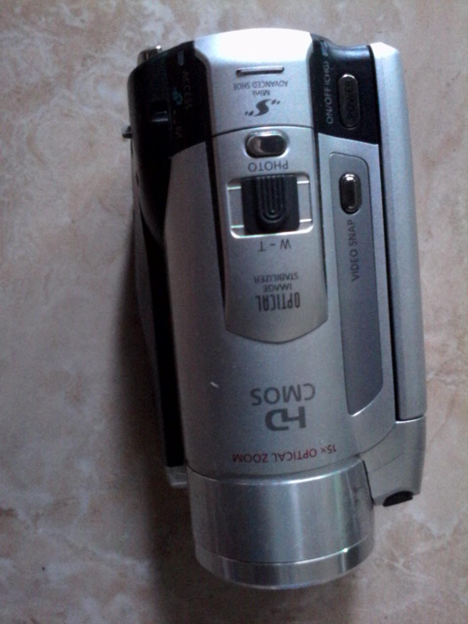 Handycam canon ivis hf m32 HD