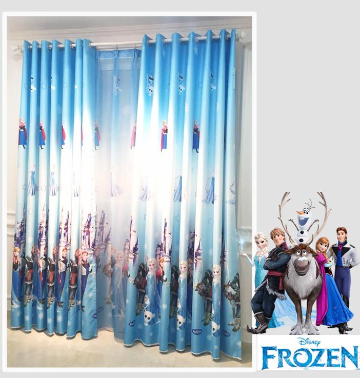 Ulasan Produk Gorden Frozen Blackout Import Cocok Untuk Di Ruang Tamu Atau Kamar Polabahan Tokopedia