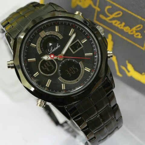 harga jam tangan lasebo 977 original Tokopedia.com