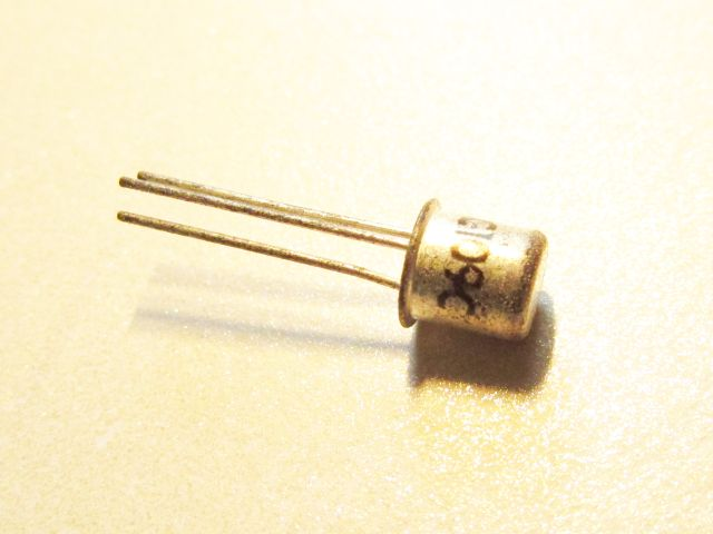 1pc Transistor BC109C Can Canister Kaleng