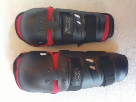 Decker Fox Standard - Pelindung / Protector Siku Tangan dan Lutut Kaki