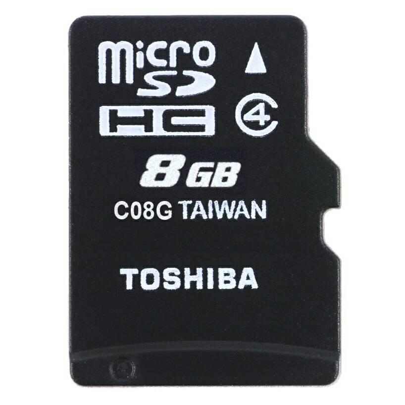 Micro Sd HC Toshiba 8gb 8 gb kartu memori card