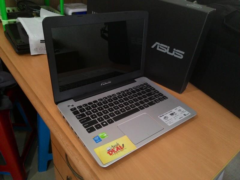 harga ASUS A455LN-WX030D. Core i7. RAM 4GB. HDD 1TB. VGA 2GB. Tokopedia.com