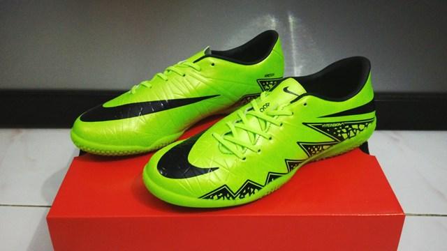 e88623190f2 ... new zealand sepatu futsal nike hypervenom ii hijau grade ori replika  import f7250 cec96